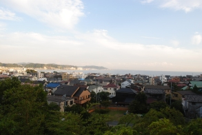 View from the Overlook of Hase-dera Temple